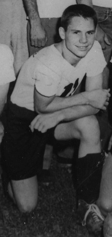 DUKE McVEY played for the St. Louis Raiders in the CYC League in 1952 when they won the U.S. Amateur Cup soccer championship.