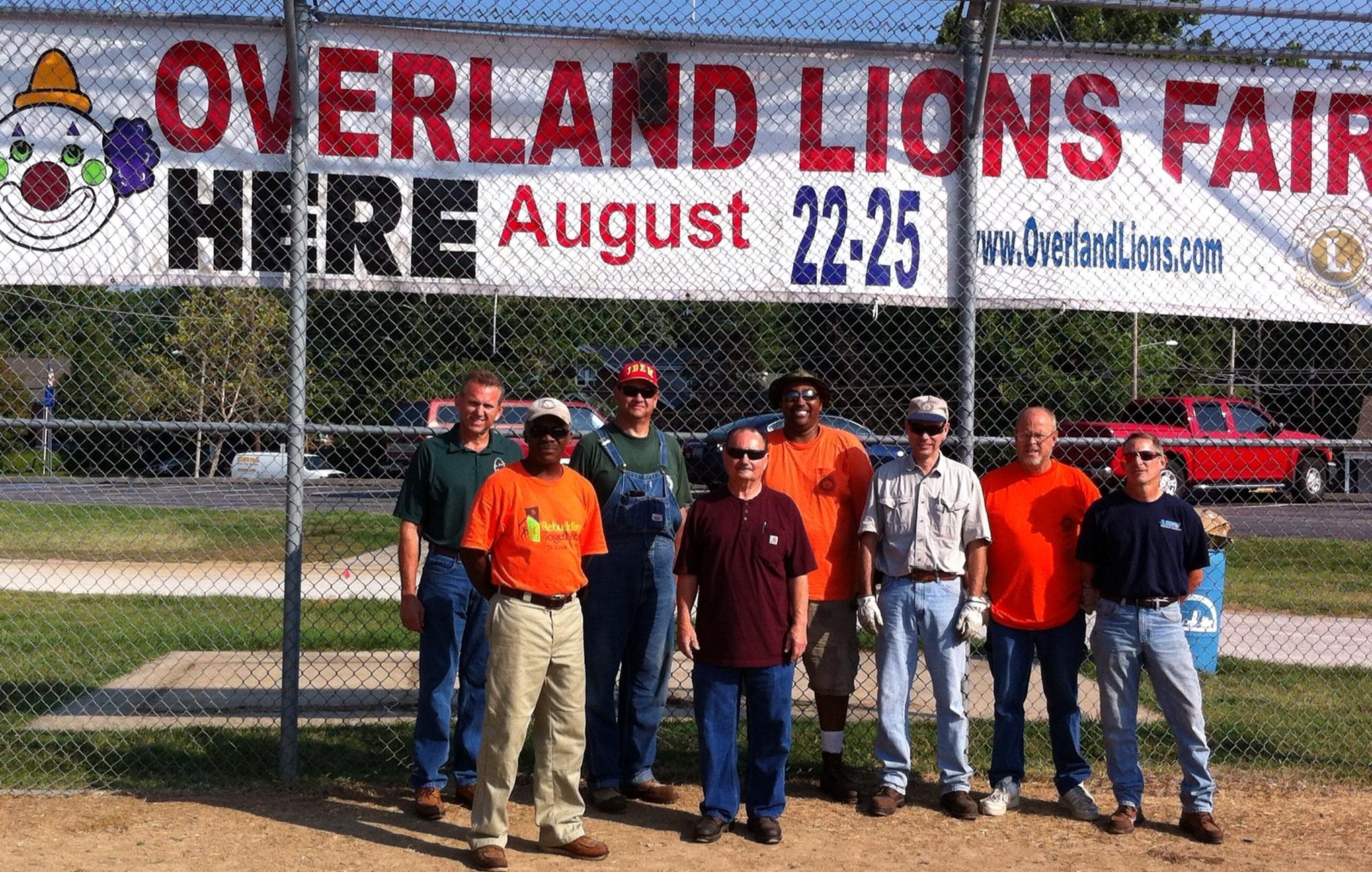 Overland Lions Fair