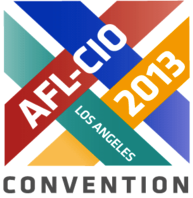 AFL-CIO Convention Logo