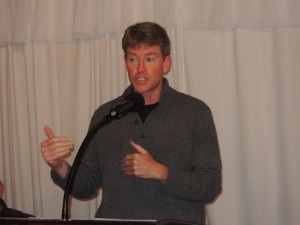 MISSOURI ATTORNEY GENERAL Chris Koster has pledged to donate $100,000 this year – and $400,000 over four years – to elect more Democrats to the Republican-controlled Missouri Legislature to combat right-to-work (for less) and other anti-worker measures. – Labor Tribune photo