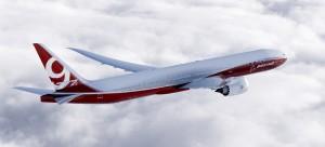 Boeing 777-9X Artwork