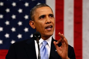 PRESIDENT BARACK OBAMA made clear he will not wait for Congress to act to help working Americans. – CSMonitor photo