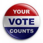 Your Vote Button