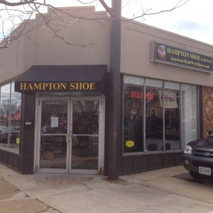 Hampton Shoe is located at 5101 Hampton Ave., in south St. Louis.
