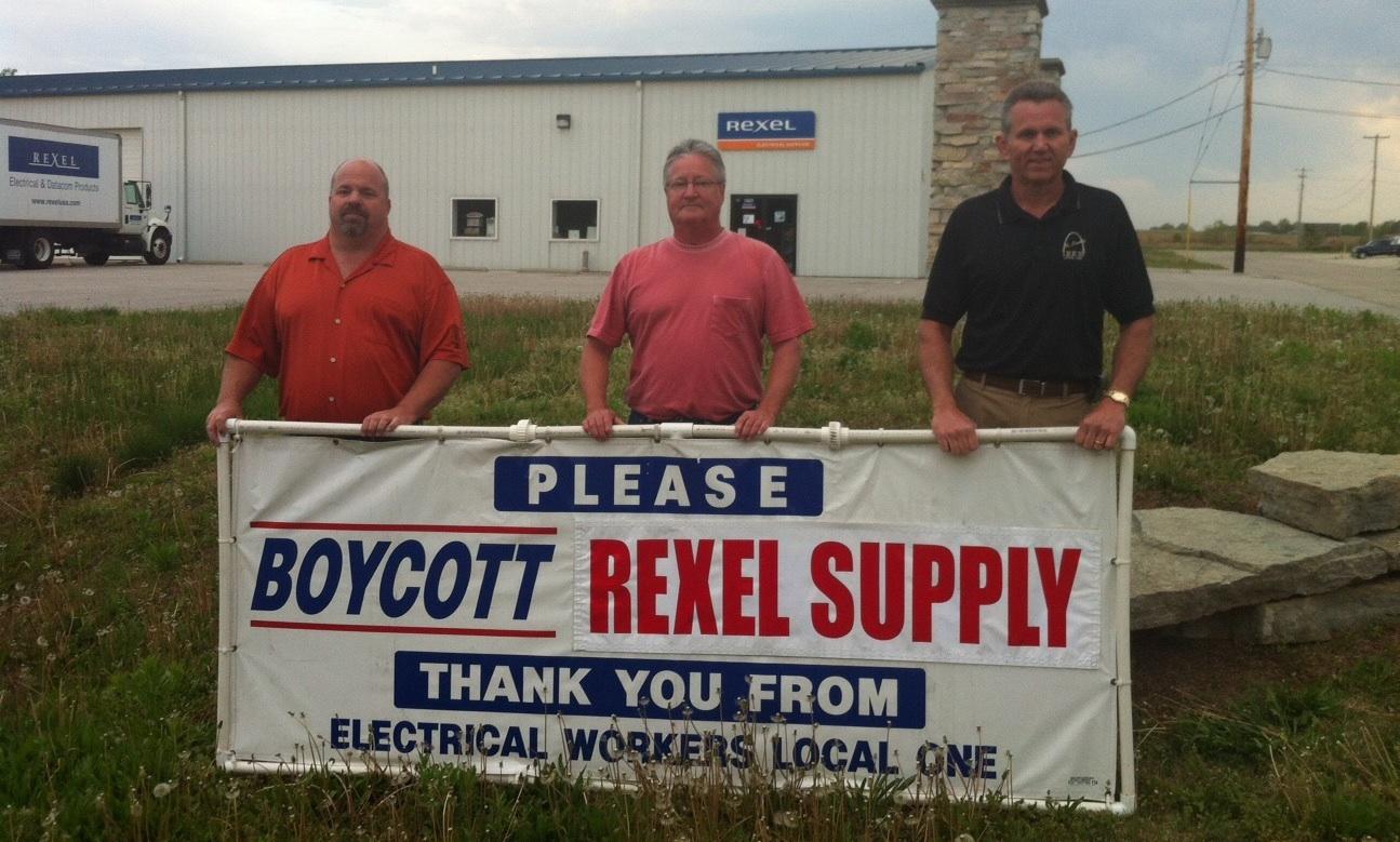 IBEW Rexel Illinois