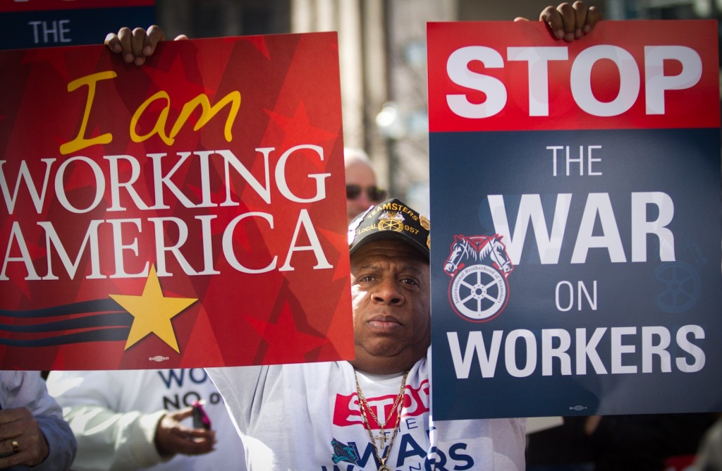 RTW War on Workers