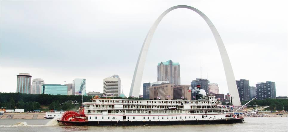 Delta Queen St Louis 1