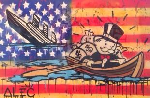 ALEC Sinking Ship