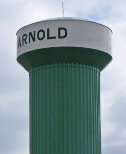 Arnold Water Tower 2