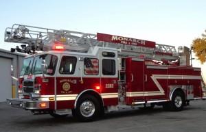 Monarch Fire Truck