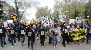 Low Wage March