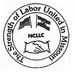 North County Labor Club logo