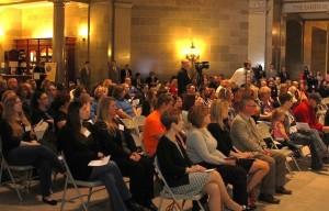 Workers Memorial Audience