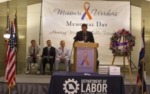 Workers Memorial Ceremony