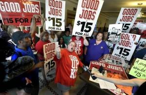 Kansas City minimum wage