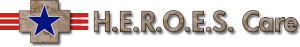 HEROES Care logo
