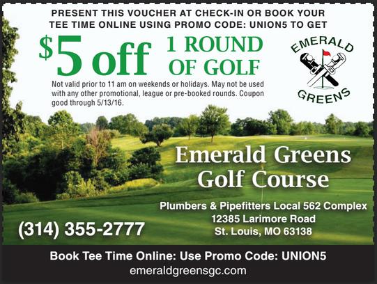 Emerald Greens 5-13