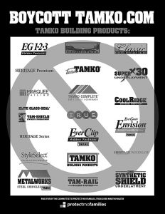 Tamko logos