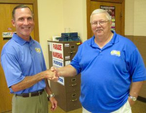 Steelworker Biggs Is New United Way Liaison In East Alton