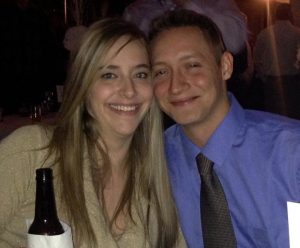 A GOFUNDME ACCOUNT has been set up for Robyn Johnson, an administrative assistant at Cement Masons Local 527, and her boyfriend Nick Pathenos after a Sept. 18 fire destroyed the couple's home. – Robyn Johnson photo