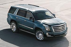 Cadillac Escalade, Chevrolet Suburban, GMC Yukon | The ...